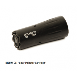 "UM ""Clear Indicator"" cartridge"