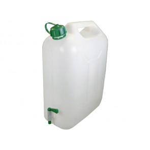 Jerrycan Watertanks met Kraan (Talamex)