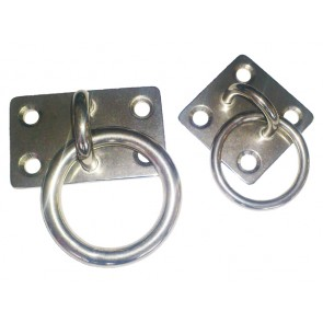 RVS Aanleg Ring 10mm